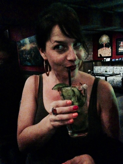 happy_drinking_lady